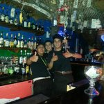 Our fabulous bartenders!