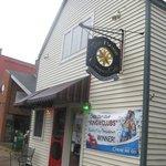 Brass Compass Cafe, Rockland, ME