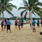 4.00pm Beach Volleyball