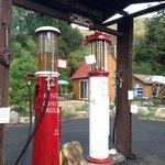 1928 Gas Pumps - Cool!