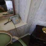 Seriously vintage room phone