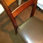 """new desk chair"""