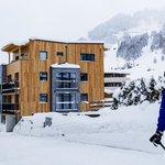 Hotel Alpenleben Ansicht Ost