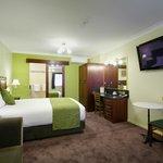 Large, elegantly renovated rooms