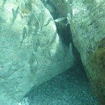 Under the water @ Poros beach