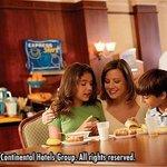 Express Start Breakfast Bar