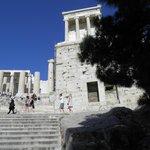Temple of Nike Apteros, Athens