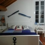 Azorean room - we were lucky to get the most beautiful one!