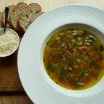 Pistou with Parmesan
