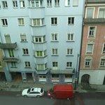 Street side view