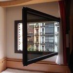 Big Double glazed window...