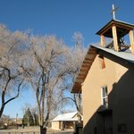 Mission Church at Ojo Caliente