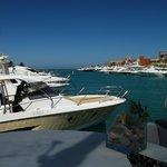 View from Maritim