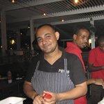 Staff at Pier 88