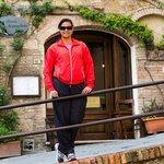 Cidade de Montepulciano - uma bisteca fiorentina fantástica