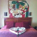 Room for honeymooners