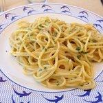 spaghetto al riccio (il mio preferito ;-) )