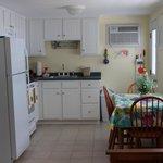 Beau Soleil 21A Kitchen
