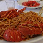 Lobster and Pasta