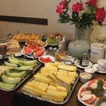 Frühstücksbuffet: Nichts für Kilohasser!