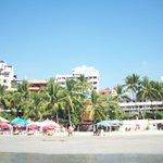 lodging on Madera beach