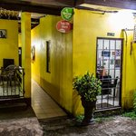 Tonys Guesthouse by night