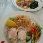 Amberjack and Red Snapper Specials