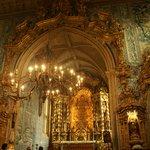 L'hôtel majestueux de l'église Sao Francisco