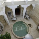 Patio du Riad