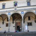 Оспедале дельи Инноченти, Воспитательный дом, Приют для невинных