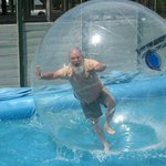 Water Walkerz...family fun wrapped up in a bubble!!