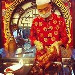 Maten i Kina - ja vad ska man säg? Världsklass!