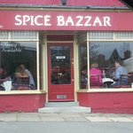 spice bazzar front