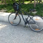 My great bike from Rutas Pangea