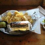 Freebird Burrito Meal