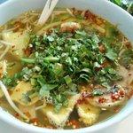 Sour Soup - No Noodles