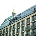 alo lado da Catedral de Berlin