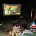 Movie Night At Park