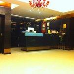 The lobby & reception