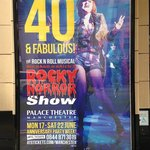 Outside Sign: Rocky Horror Picture Show