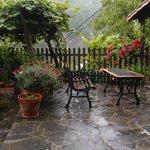Outdoor (raining)