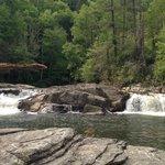 Twin Upper Falls