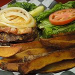 Maplewood Tap Out Burger