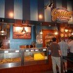 Garrett's at the Navy Pier