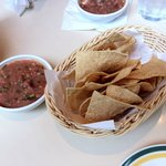 El Torito Chips and Salsa - Free at Dinner Time