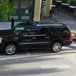 """Escalade- Used to """"taxi"""" guests"""