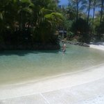 Pool lagoon