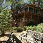 Foto de Durrwood Creekside Lodge B&B