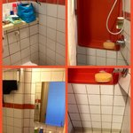 Bathroom collage RQH