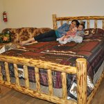 Very nice beds!